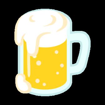 ビールの無料ベクターイラスト素材